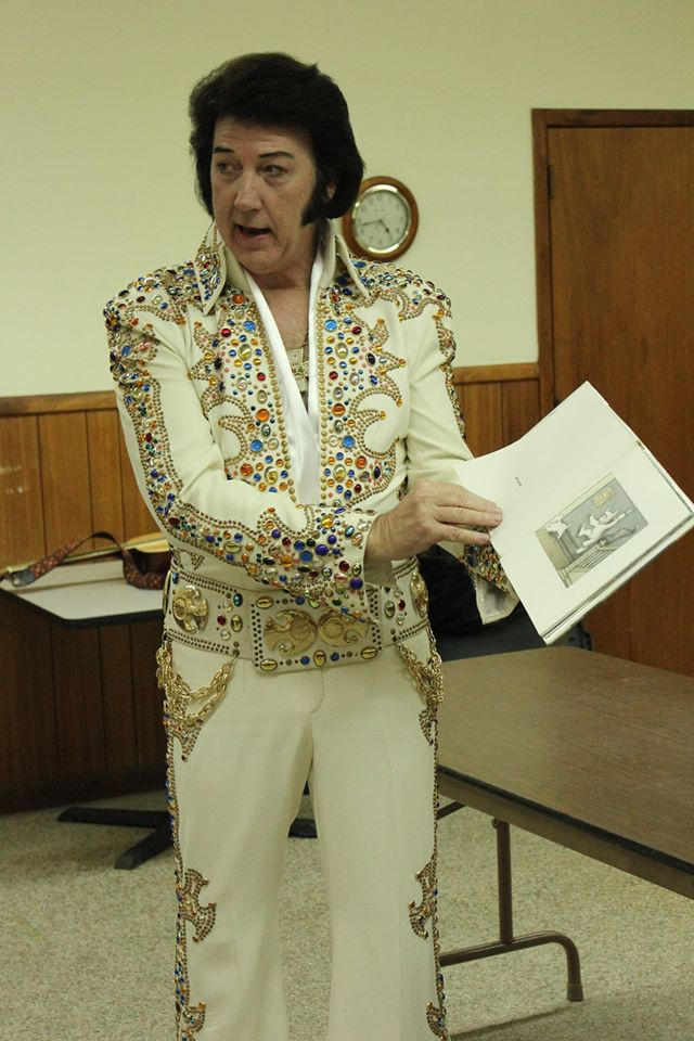 Elvis comes to the library ozark dale county public library starting off 2016 with elvis fandeluxe Choice Image